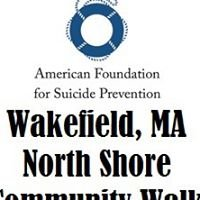 Wakefield Walk for Suicide Prevention