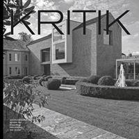 Arkitekturtidskriften KRITIK