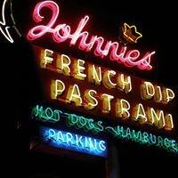 Johnnie's Pastrami