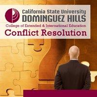 CSUDH Negotiation & Conflict Resolution Programs