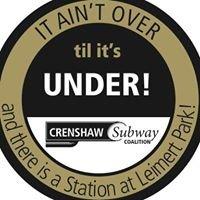 Crenshaw Subway Coalition