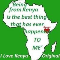 I love Kenya - Original