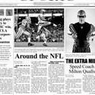 Los Angeles Sentinel Sports Section