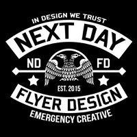 Next Day Flyer Design