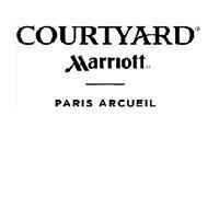 Courtyard Paris Arcueil