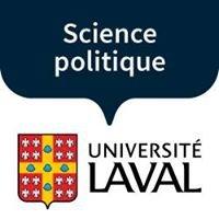 Département de science politique - Université Laval