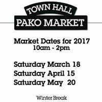 Town Hall PAKO Market