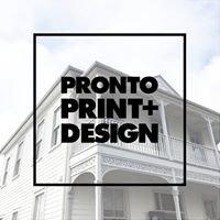 Pronto Print and Design