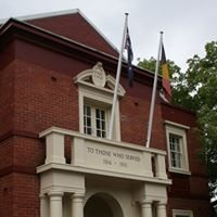 Memorial Hall Healesville