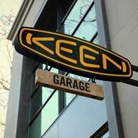 KEEN Garage Palo Alto
