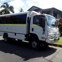 Tabuai Cape to Cairns Bus Service