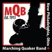 Marching Quaker Band