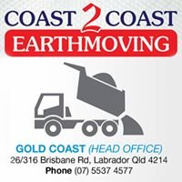 Coast2Coast Earthmoving