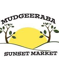 Mudgeeraba sunset market