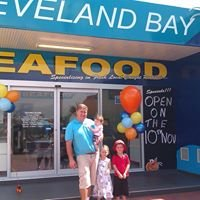 Cleveland Bay Seafood, Townsville