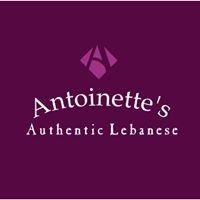 Antoinette's Authentic Lebanese food