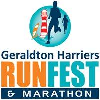 Geraldton Harriers RunFest & Marathon
