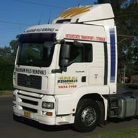 Baulkham Hills Removals and Storage