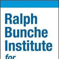 Ralph Bunche Institute for International Studies