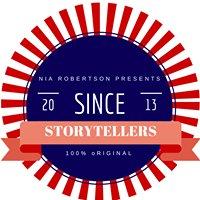 Nia Robertson presents Storytellers