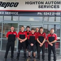Highton Automotive Services