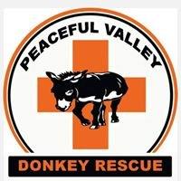 Peaceful Valley Donkey Rescue - Smithville, TN