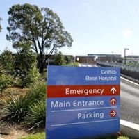 Griffith Base Hospital