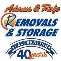 Adams & Rofe Removals & Storage