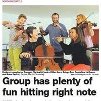 The Instrumentals - Community Orchestras