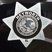 Heyworth Police Department