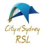 City Of Sydney RSL Club
