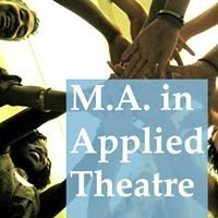 CUNY SPS MA in Applied Theatre