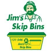 Jims Skip Bins