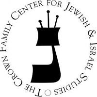 Crown Family Center for Jewish and Israel Studies Northwestern University