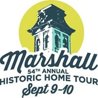 Marshall Historic Home Tour