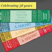 School Theatre Ticket Program