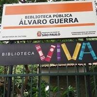 Biblioteca Pública Municipal Álvaro Guerra