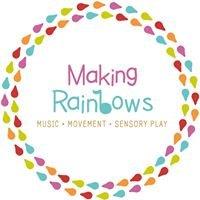 Making Rainbows: Music, Movement and Sensory Play