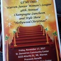 GFWC Ohio Warren Junior Women's League - Annual Champagne Luncheon