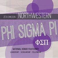 Phi Sigma Pi - Northwestern University