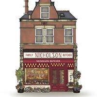C Nicholson's & Sons Butchers