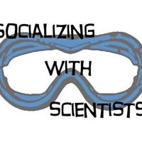 Claremont Socializing with Scientists