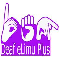 Deaf elimu Plus