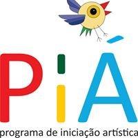 Piá P. Iniciação Artística