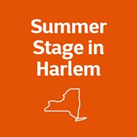 Summer Stage In Harlem