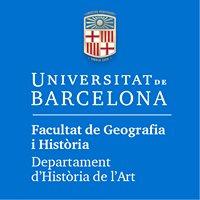 Departament d'Història de l'Art UB