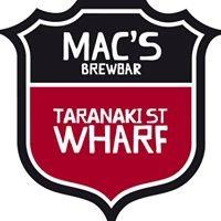 Mac's Brewbar | Taranaki St Wharf