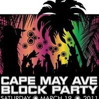 Cape May Block Party