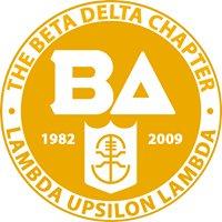 Lambda Upsilon Lambda at USF - LUL Beta Delta Lambdas