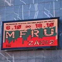 Mfru - Mednarodni festival računalniških umetnosti